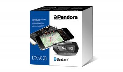 2 - Установка сигнализации pandora dx 90b