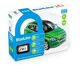 StarLine E66 BT 2CAN+2LIN ECO