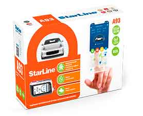 StarLine A93 v2 2CAN+2LIN ECO