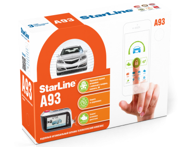 Starline A93 2CAN-LIN + GSM + GPS Eco