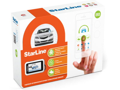 Starline E93 2CAN-LIN + GSM
