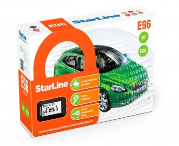 StarLine E96 v2 BT ECO