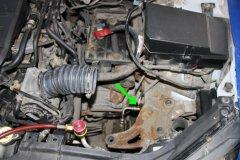Ремонт трубок кондиционера на Mazda 6