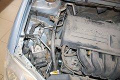 Ремонт трубок кондиционера на Toyota