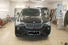 Тонирование стёкол LLumar ATR на BMW X4