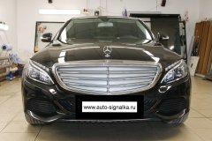 Тонировка Mercedes-Benz С-250 2014