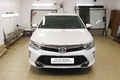 Тонировка Toyota Camry New 2017