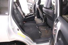 Установка обогрева задних сидений на Toyota LC150