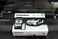 Установка сигнализации Pandora DXL-3945 Pro на Infiniti QX80