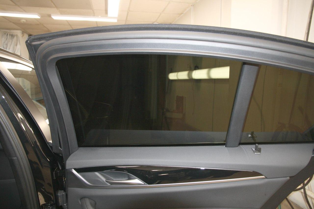 Тонирование стёкол LLumar ATR-05 на BMW 5