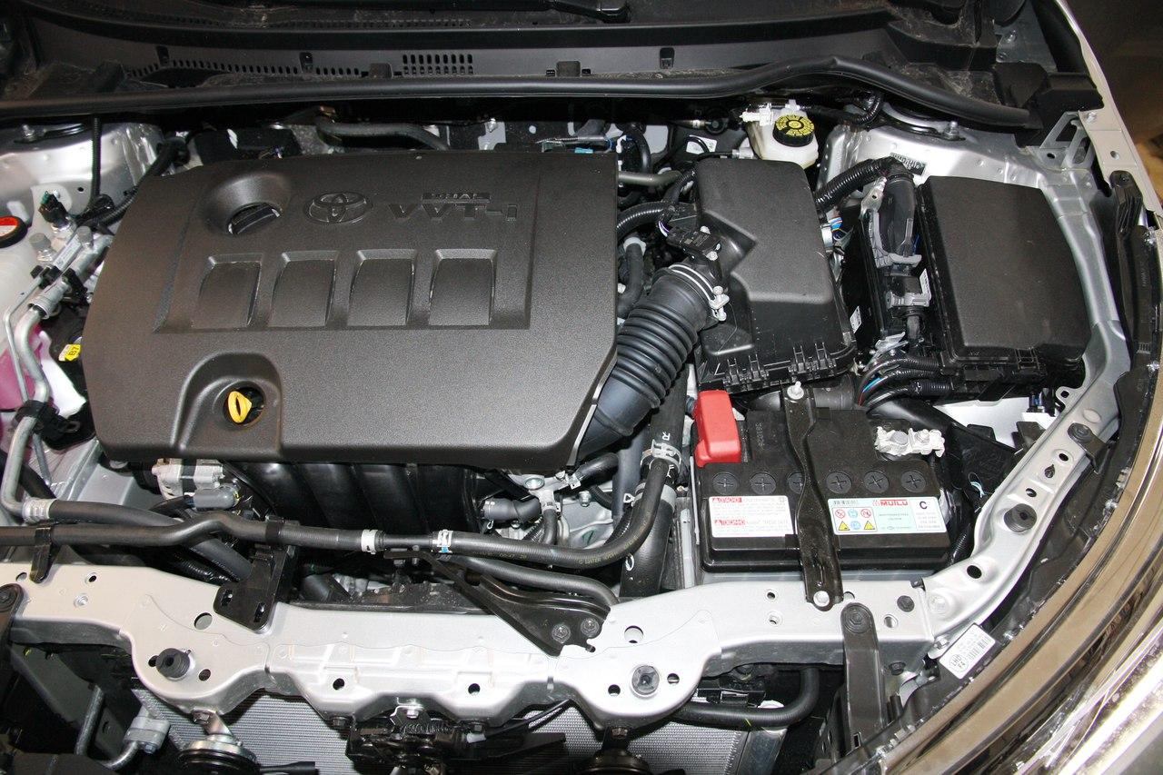 Установка иммобилайзера Starline i95 на Toyota Corola