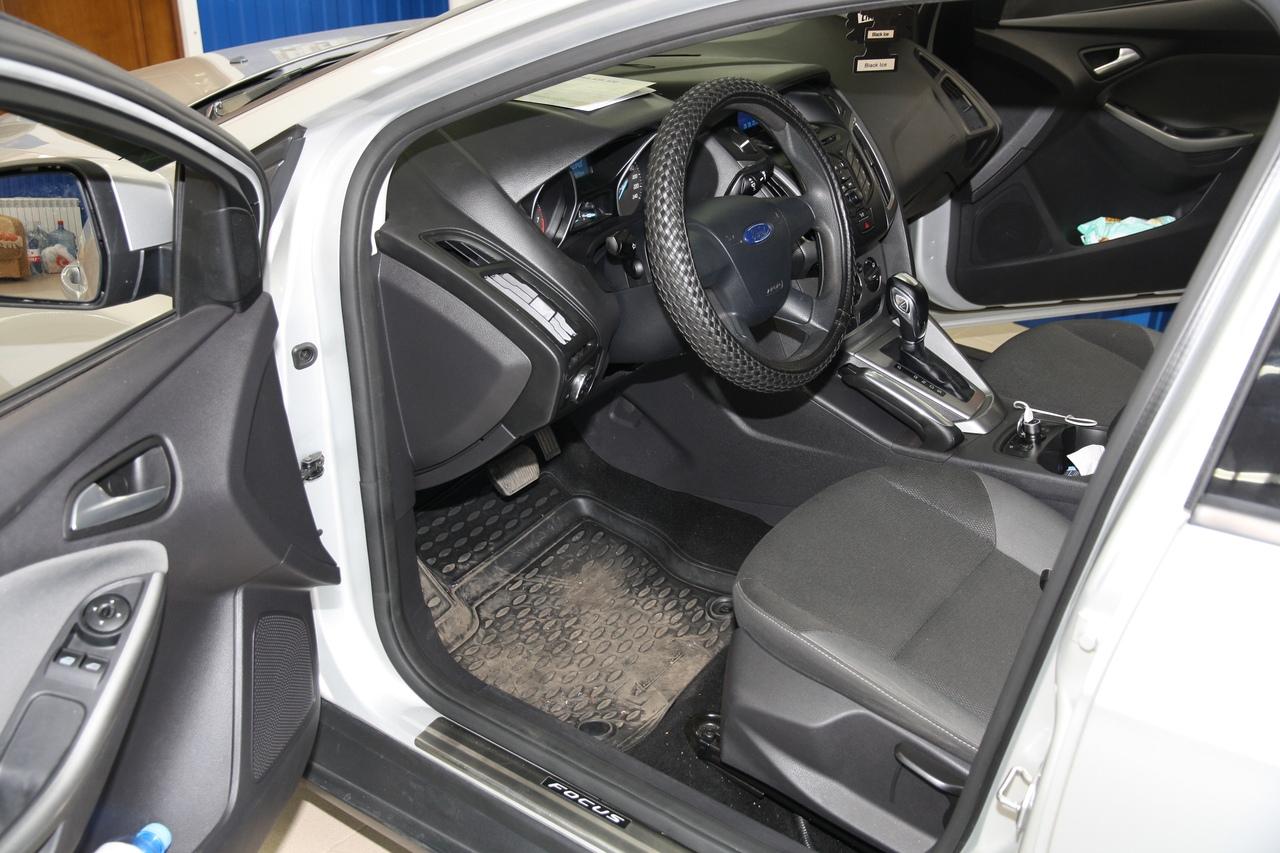 Установка сигнализации StarLine A93 2Can-Lin на Ford Focus 3