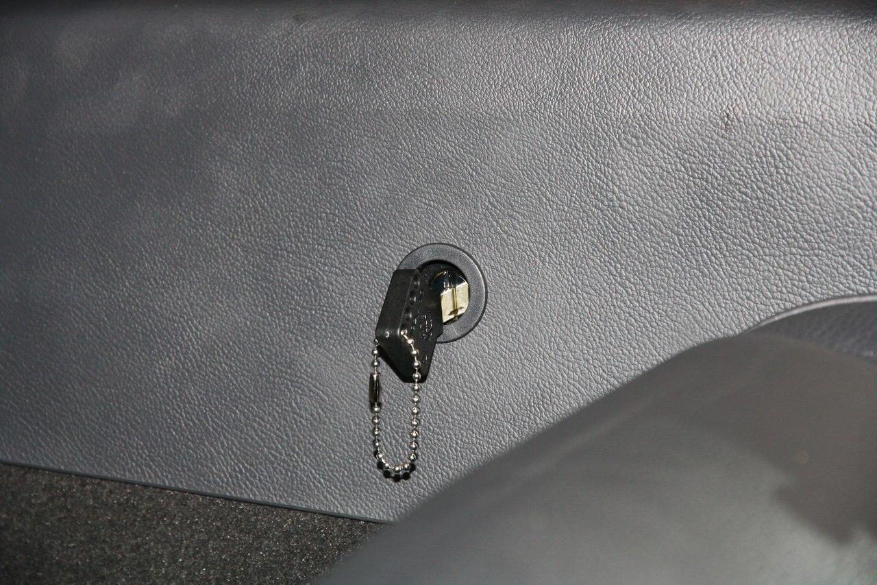 Установка замка АКПП на VW Touareg